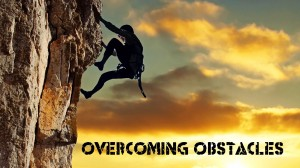 Overcoming Obstacles Message Series